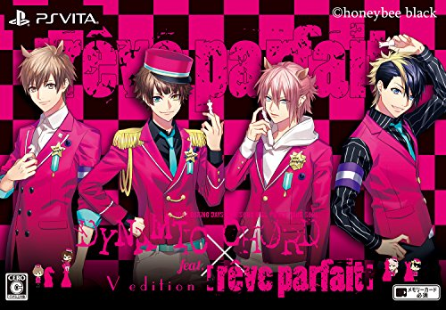 DYNAMIC CHORD feat.[reve parfait] V edition (初回限定版) - PS Vita