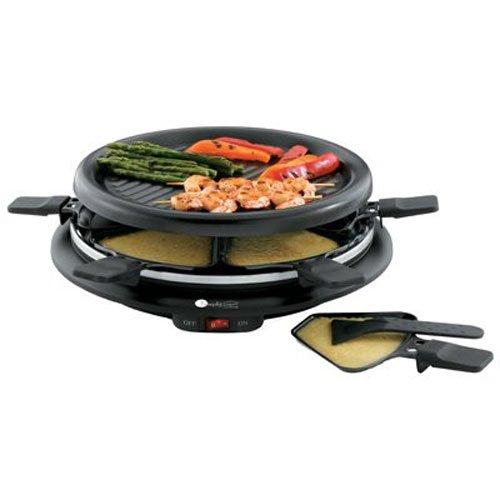 ラクレットグリル ラクレットオーブン Toastess Party Grill and Raclette Pan TPG315
