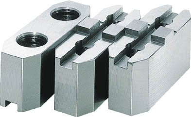 TRUSCO 生爪ソール用 標準型 チャック10インチ MSE10