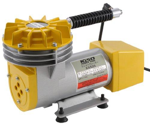 キソパワーツール ダイヤフラムコンプレッサー 圧力スイッチタイプ E5605
