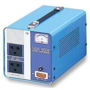 スワロー電機 海外用 交流定電圧電源装置 500VA