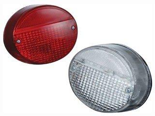 ポッシュ(POSH) LED・Z2テールランプ単体 クリアレンズ 031290LC