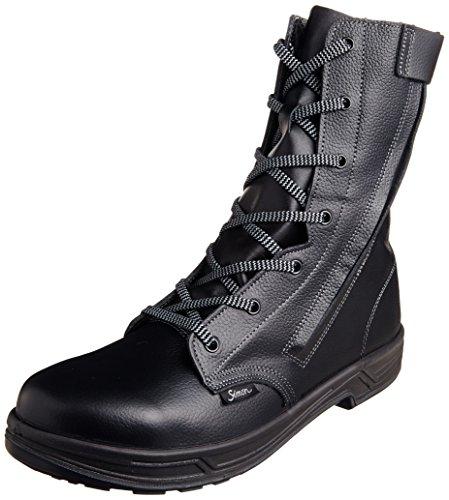 [シモン] SS33C付 安全靴 JIS規格 SimonStarシモンスター 1823550 BK ブラック 26.5