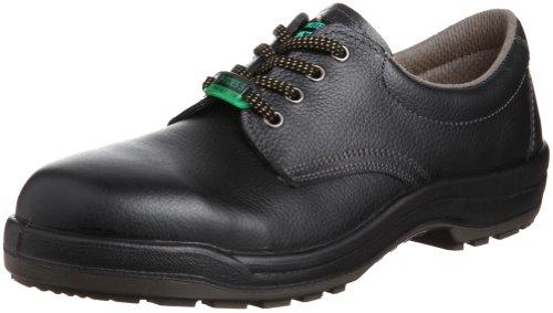 [ミドリ安全] 安全靴 短靴 PCF210 静電 PCF210 静電 ブラック(ブラック/27.0)