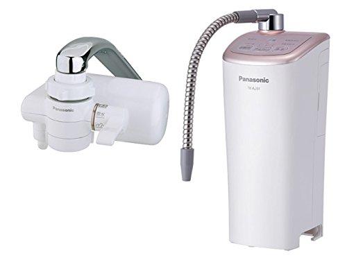 アルカリイオン整水器 ピンクゴールド調Panasonic 型番:TK-AJ01-PN