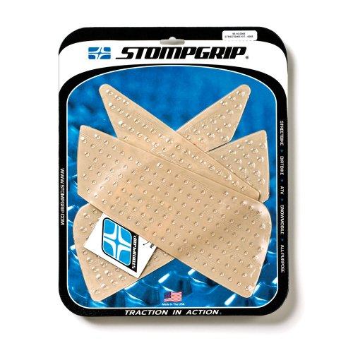 STOMPGRIP(ストンプグリップ) トラクションパッド タンクキット VOLCANO クリア 1098(07-08) 1198(09-11) 848(08-13) STREET FIGHTER/S[ストリートファイター](09-12) 55-6003