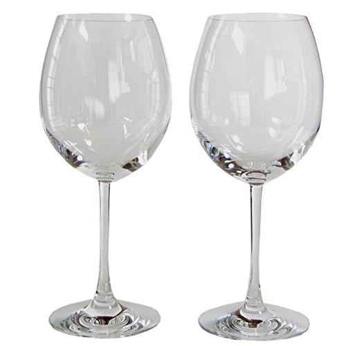 バカラ Baccarat グラス ワイングラス ペア デギュスタシオン DEGUSTATION ボルドー 25cm 750ml 2610926 [並行輸入品] 2610926