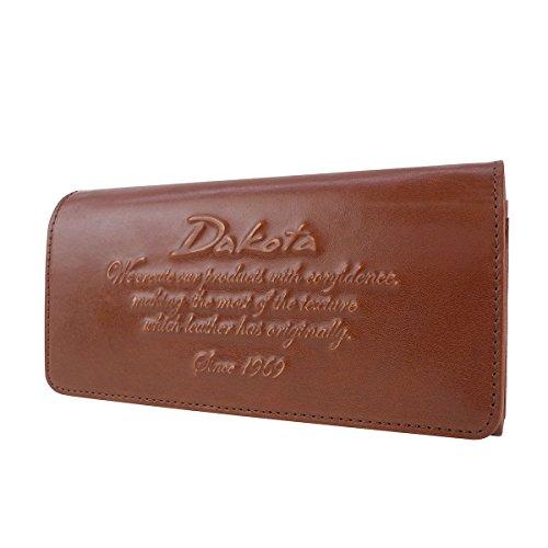 [ダコタ] Dakota 長財布 0035062 アイコンシリーズ ブラウン DA-35062-40