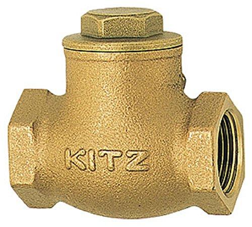 キッツ 青銅製125型スイングチャッキバルブ KITZ-R 1.1/2B [40A]