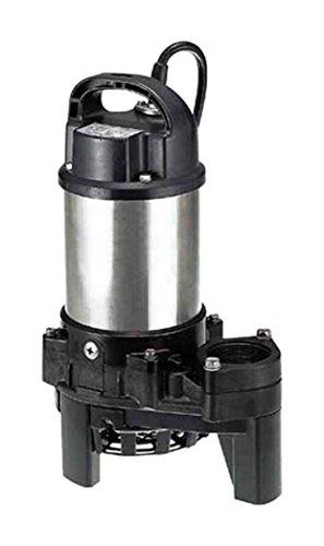 ツルミ 樹脂製雑排水用水中ハイスピンポンプ 50HZ 50PN2.4S