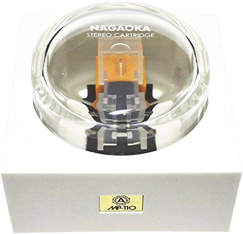 ナガオカ カートリッジ MP-110 カートリッジ単体 楕円チップ・接合ダイヤ