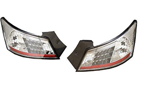 クリアワールド(ClearWorld)LEDテールランプ【スモークレンズ】QNC21・QNC20 bB 2006/01~  CTT-08