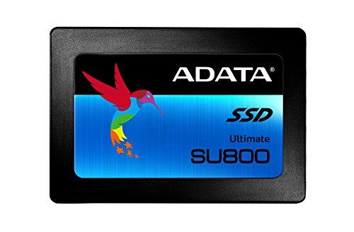 ADATA 2.5インチ 内蔵SSD SU800シリーズ 1TB 3D NAND TLC搭載 SMIコントローラー 7mm 3年保証 ASU800SS-1TT-C