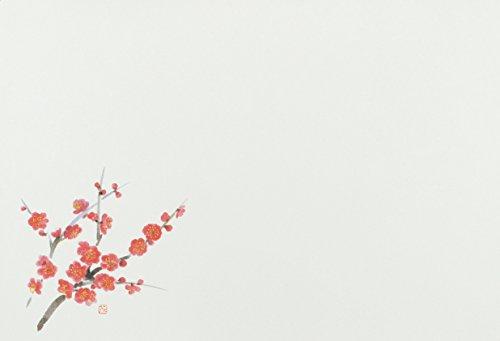 大黒工業 業務用 テーブルマット 梅 26×38cm 上質紙 全品最安値に挑戦 100枚 ☆国内最安値に挑戦☆