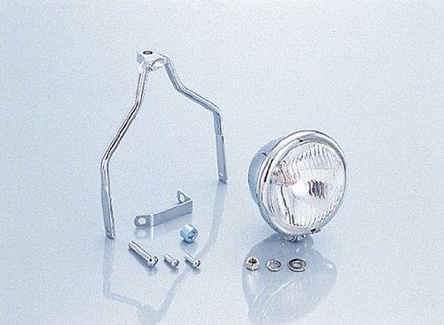 キタコ(KITACO) ヘッドライトキット(4-1/2タイプ) リトルカブ/リトルカブ50/スーパーカブ50等 800-1116100