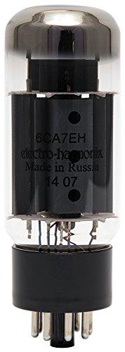 ELECTRO-HARMONIX 6CA7EH /MQ マッチド4本組 ストレート/T 傍熱5極管 TEH6CA7/MQ