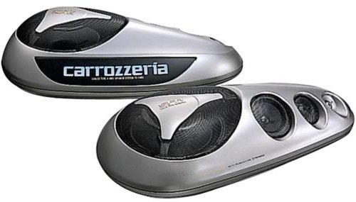 カロッツェリア(パイオニア) 4ウェイBOXスピーカー TS-X480G