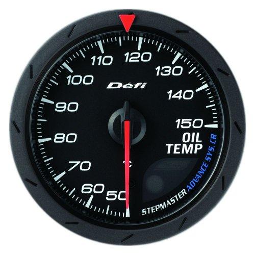 日本精機 Defi (デフィ) メーター【Defi-Link ADVANCE CR】油温計 60φ (ブラック) DF09102
