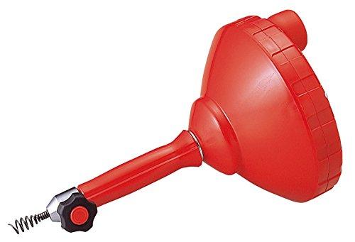 手動式パイプクリーナー アサダ ドレンクリーナH-75 DH75B 当店一番人気 ラッピング無料 バルブヘッド仕様