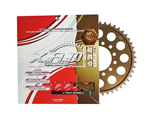 X.A.M Japan (ザムジャパン) A4105X42 520-42T スプロケット A4105X42