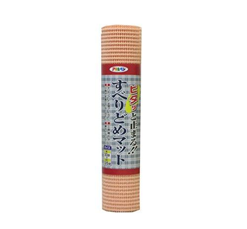 アサヒペン すべりどめマット 30×125 直営ストア 買い物 パステルピンク LF11-30P