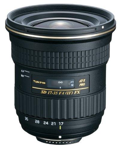 Tokina 超広角ズームレンズ AT-X 17-35 PRO FX 17-35mm F4 (IF) ASPHERICAL キヤノン用 フルサイズ対応
