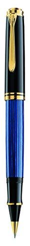 ペリカン スーベレーン R400ローラーボールブルー縞 R400