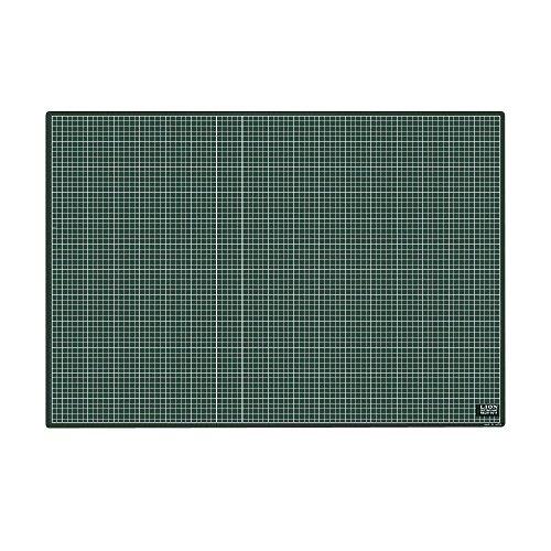 ライオン事務器 カッティングマット 900×620mm CM-9011 黒/黒