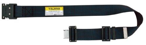 タジマ 安全帯 胴ベルトWM125 ドット青 長さ125cm TA-WM125-DBU [落下防止 電気工事 高所での安全作業]:ユニオン