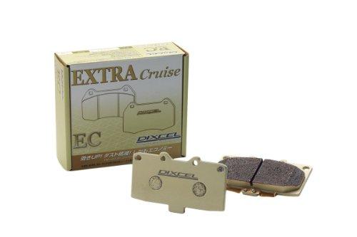 DIXCEL ( ディクセル ) ブレーキパッド【EC type エクストラクルーズ】(フロント用) トヨタ アルファード / ウインダム / エスティマ EC-311446