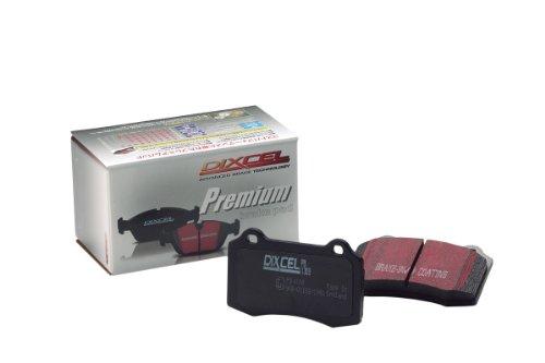 DIXCEL ( ディクセル ) ブレーキパッド【Premium type】(リア用) BMW MINI R56 P-1254290