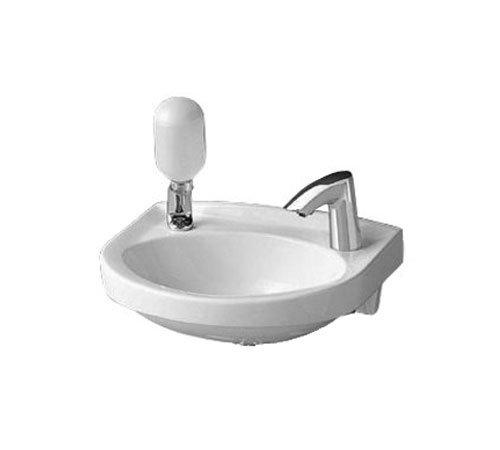 TOTO 壁掛手洗器 L30DM#NW1(水栓・石鹸入れは別売り)