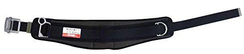 マーベル MAT-150HB 幅広柱上安全帯用ベルト(スライドバックル) 黒