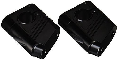 ポッシュ(POSH) マッスルポジションブラケット ZEPHYR400/750/1100 ブラック 031152-06