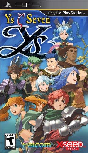 Ys Seven (PSP 輸入版 北米)