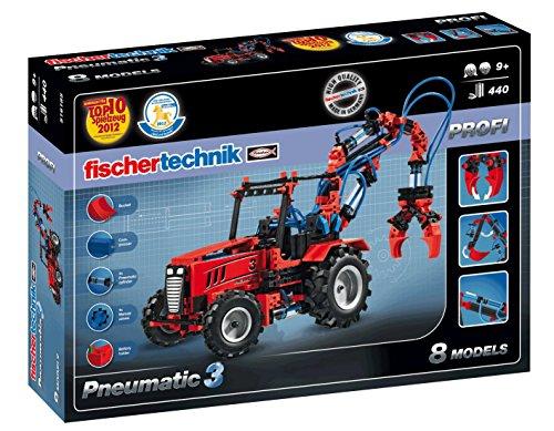 fischertechnik(フィッシャーテクニック) PROFIシリーズ 空気圧作動キットIII PR-15