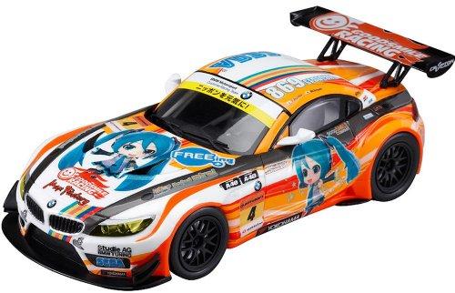初音ミク and Future Stars Project mirai GSR ProjectMirai BMW 2012開幕ver. (1/32スケール ABS製塗装済み完成品ミニカー)