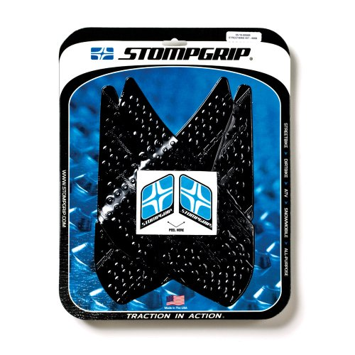 STOMPGRIP(ストンプグリップ) トラクションパッド タンクキット VOLCANO ブラック YZF-R1(07-08) 55-1006B