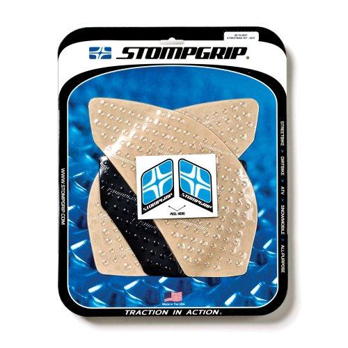 STOMPGRIP(ストンプグリップ) トラクションパッド タンクキット VOLCANO クリア ZX-6R/RR(09-10) 55-3009