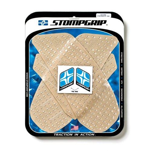 STOMPGRIP(ストンプグリップ) トラクションパッド タンクキット VOLCANO クリア GSX-R1000(09-12) 55-4010