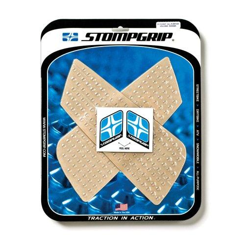 STOMPGRIP(ストンプグリップ) トラクションパッド タンクキット VOLCANO クリア F4(10-13) 55-21005
