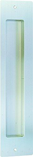 水上金属 フラットポスト口 ヘアーラインクリアー (001-5292) 1台