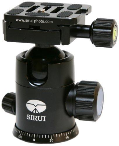 SIRUI ベーシック自由雲台 アルミ G-20X