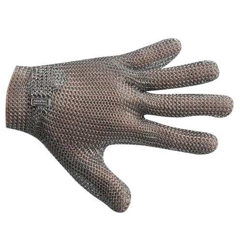 宇都宮製作 GU-2500 ステンレスメッシュ手袋 5本指(左右兼用) S