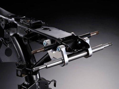 Gクラフト(Gcraft) ワイドサス受け +20mm モンキー等 30047
