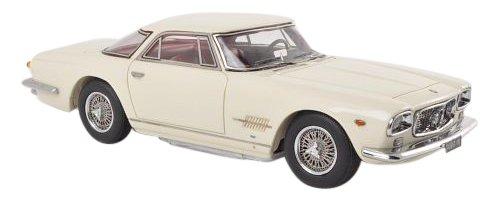 NEO 1/43 マセラティ 5000 GT Allemano 1960 ホワイト