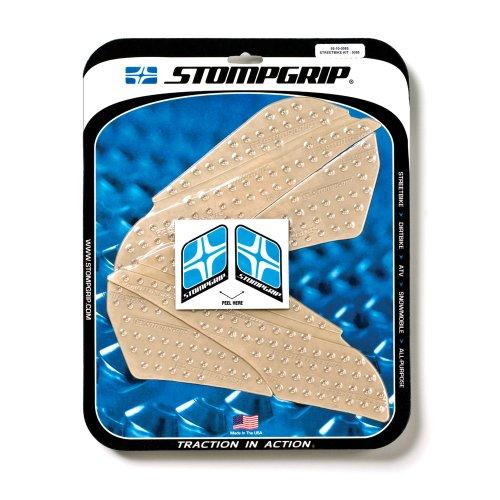 STOMPGRIP(ストンプグリップ) トラクションパッド タンクキット エラストマー樹脂 クリア F3 675(13) 55-10-0085