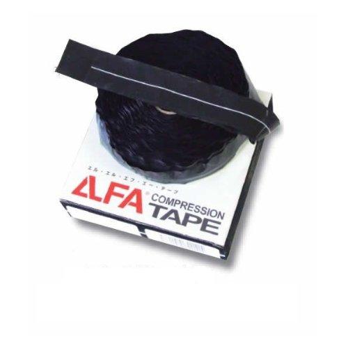 LLFAテープ 黒 10.91m巻き