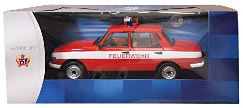 ist model 1/18 ヴォルトブルク 353W 消防車両 1985