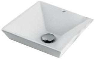カクダイ リュウジュ 角型手洗器 493-085